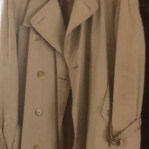 Top/Rain Trench Coat